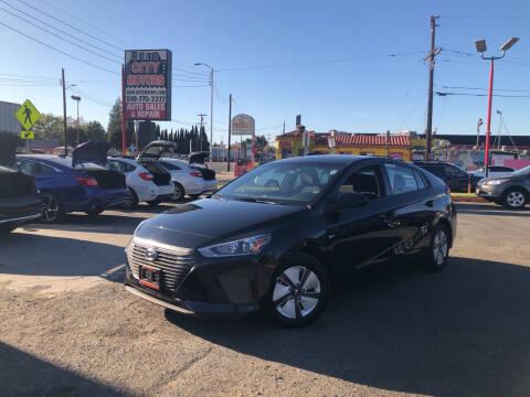 2019 Hyundai Ioniq Hybrid for sale at City Motors in Hayward CA