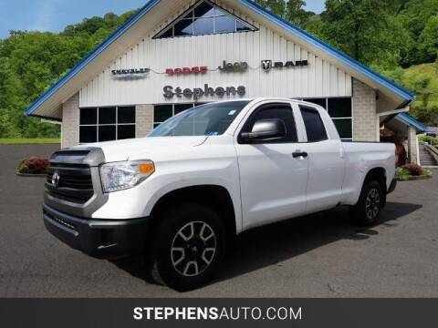 2016 Toyota Tundra for sale at Stephens Auto Center of Beckley in Beckley WV