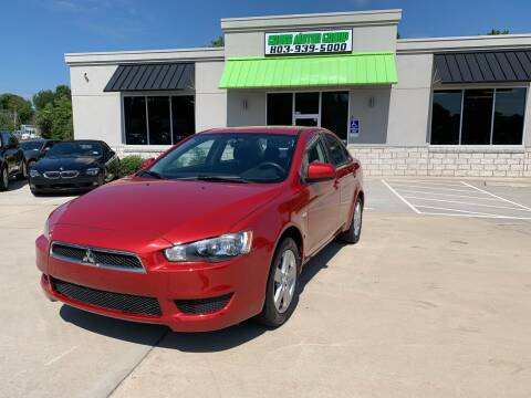 2009 Mitsubishi Lancer for sale at Cross Motor Group in Rock Hill SC