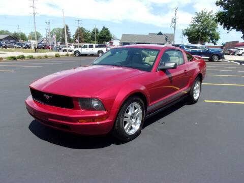 2005 Ford Mustang for sale at Ideal Auto Sales, Inc. in Waukesha WI