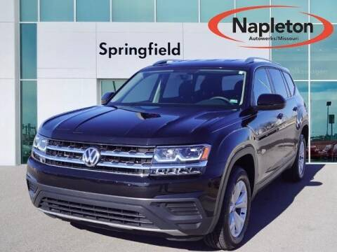 2018 Volkswagen Atlas for sale at Napleton Autowerks in Springfield MO