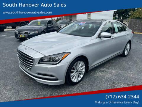 2015 Hyundai Genesis for sale at South Hanover Auto Sales in Hanover PA