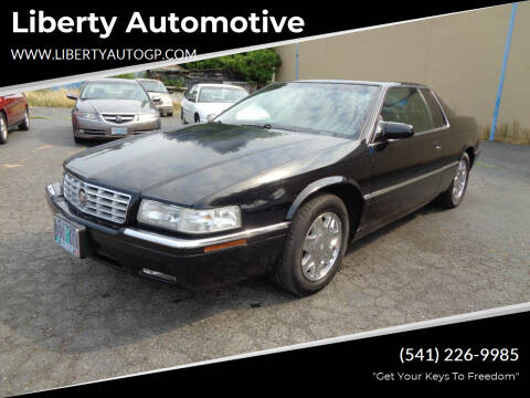 2000 Cadillac Eldorado for sale at Liberty Automotive in Grants Pass OR