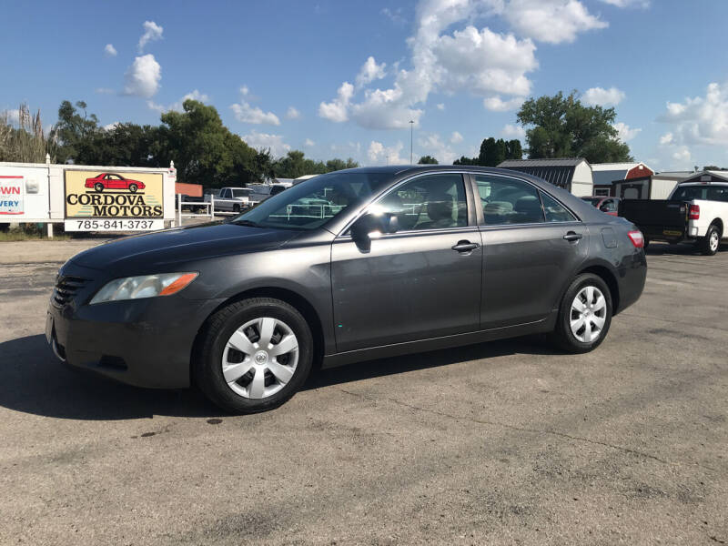 2009 Toyota Camry for sale at Cordova Motors in Lawrence KS