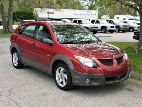2003 Pontiac Vibe for sale at The Car Vault in Holliston MA
