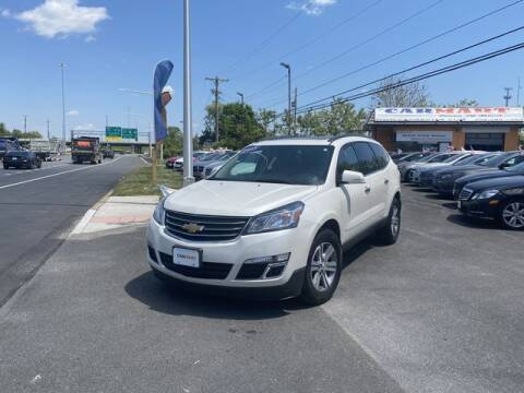 2015 Chevrolet Traverse for sale at CARMART Of New Castle in New Castle DE