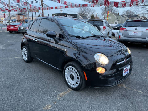 2014 FIAT 500 for sale at Car Complex in Linden NJ