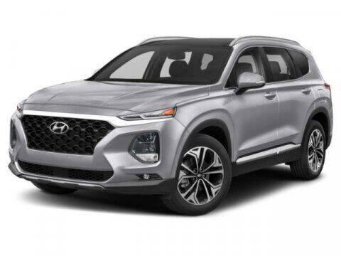 2019 Hyundai Santa Fe for sale at BIG STAR HYUNDAI in Houston TX