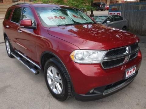 2013 Dodge Durango for sale at R & D Motors in Austin TX