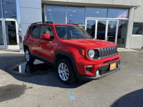 2019 Jeep Renegade for sale at South Shore Chrysler Dodge Jeep Ram in Inwood NY