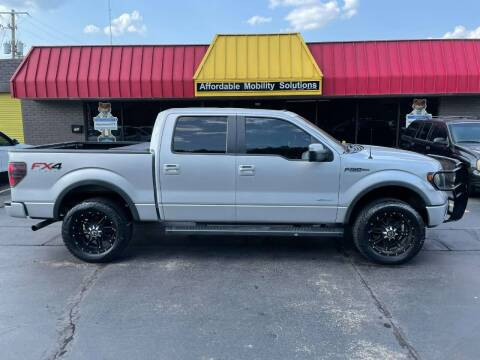 2013 Ford F-150 for sale at Affordable Mobility Solutions, LLC - Standard Vehicles in Wichita KS