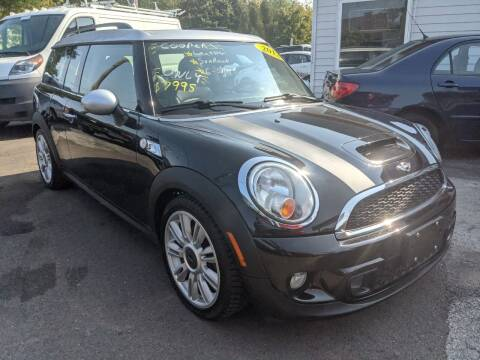2012 MINI Cooper Clubman for sale at Peter Kay Auto Sales in Alden NY