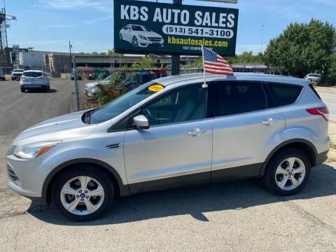 2013 Ford Escape for sale at KBS Auto Sales in Cincinnati OH