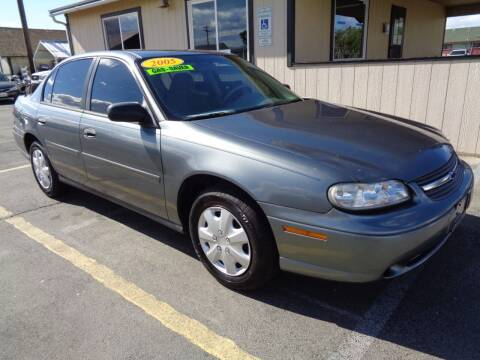 2005 Chevrolet Classic for sale at BBL Auto Sales in Yakima WA
