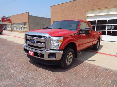 2014 Ford F-250 Super Duty for sale at Rediger Automotive in Milford NE