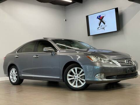 2012 Lexus ES 350 for sale at TX Auto Group in Houston TX