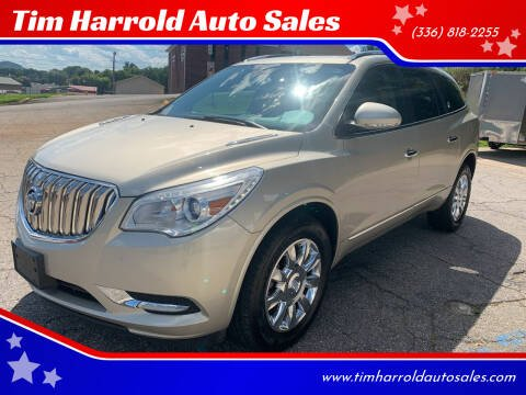 2013 Buick Enclave for sale at Tim Harrold Auto Sales in Wilkesboro NC