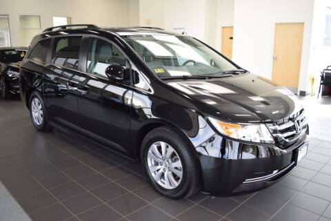 2014 Honda Odyssey for sale at BMW OF NEWPORT in Middletown RI