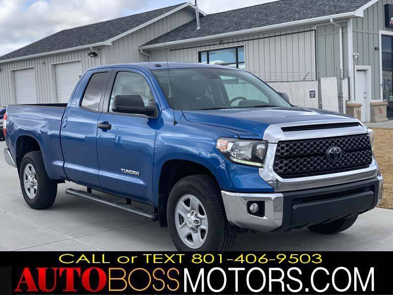 2018 Toyota Tundra for sale at Auto Boss in Woodscross UT