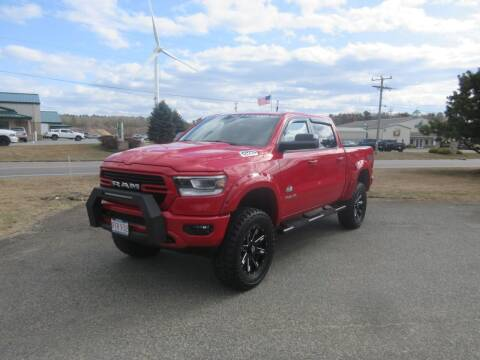2020 RAM Ram Pickup 1500 for sale at Millbrook Auto Sales in Duxbury MA