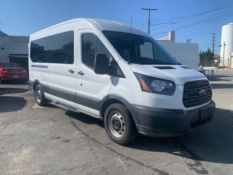 2017 Ford Transit Passenger for sale at Best Buy Quality Cars in Bellflower CA