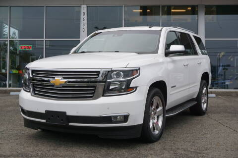2015 Chevrolet Tahoe for sale at West Coast Auto Works in Edmonds WA