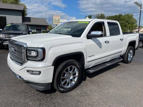 2017 GMC Sierra 1500 for sale at HUFF AUTO GROUP in Jackson MI