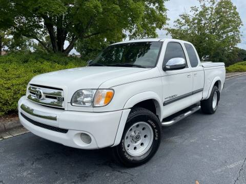 2003 Toyota Tundra for sale at William D Auto Sales in Norcross GA