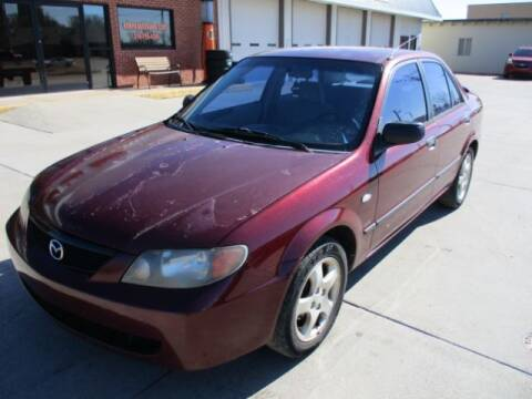 2003 Mazda Protege for sale at Eden's Auto Sales in Valley Center KS