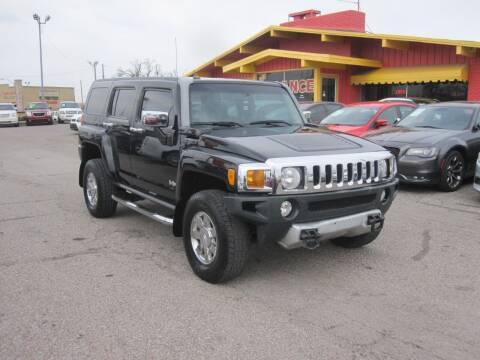2008 HUMMER H3 for sale at T & D Motor Company in Bethany OK