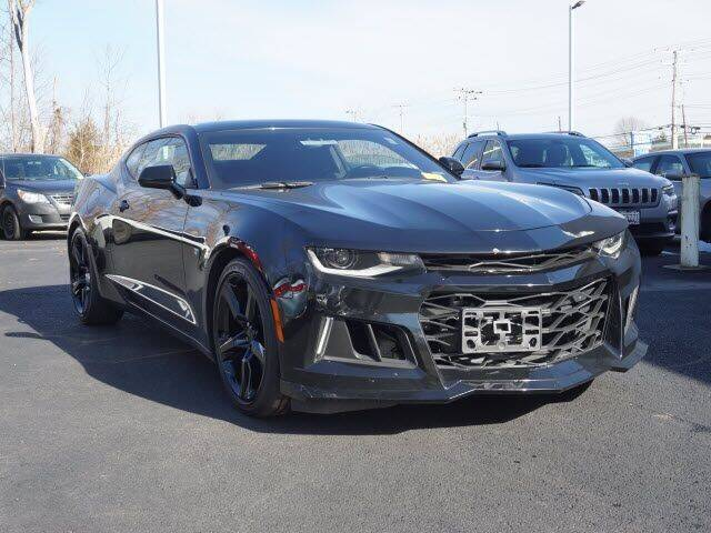 2018 Chevrolet Camaro for sale at Ron's Automotive in Manchester MD