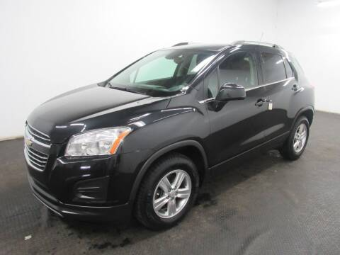 2016 Chevrolet Trax for sale at Automotive Connection in Fairfield OH