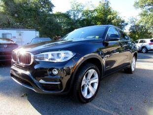 2015 BMW X6 for sale at Rockland Automall - Rockland Motors in West Nyack NY