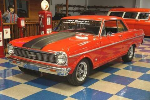 1965 Chevrolet Nova for sale at Haggle Me Classics in Hobart IN