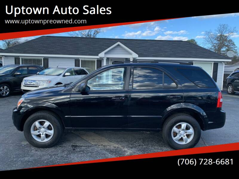 2008 Kia Sorento for sale at Uptown Auto Sales in Rome GA