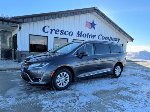 2019 Chrysler Pacifica for sale at Cresco Motor Company in Cresco IA