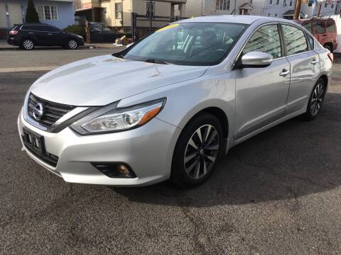 2016 Nissan Altima for sale at B & M Auto Sales INC in Elizabeth NJ