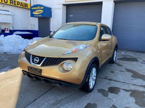 2014 Nissan JUKE for sale at US Auto Network in Staten Island NY