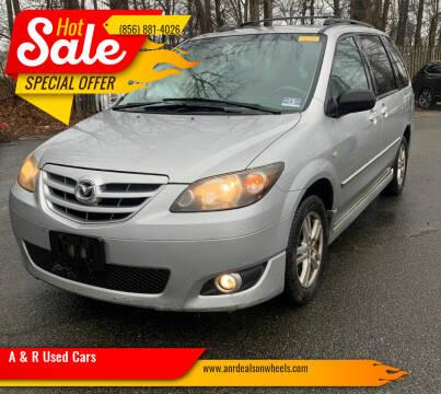 2005 Mazda MPV for sale at A & R Used Cars in Clayton NJ