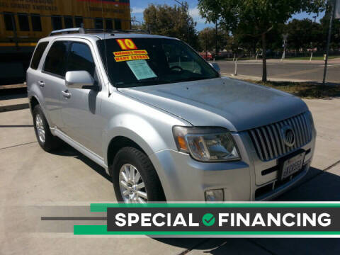 2010 Mercury Mariner for sale at Super Cars Sales Inc #1 in Oakdale CA