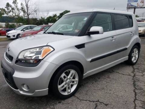 2011 Kia Soul for sale at Salem Auto Sales in Salem VA