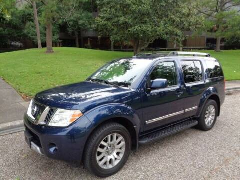 2009 Nissan Pathfinder for sale at Houston Auto Preowned in Houston TX