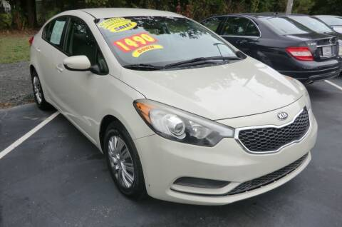 2014 Kia Forte for sale at Glory Motors in Rock Hill SC