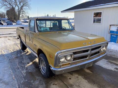 1970 GMC C/K 1500 Series for sale at B & B Auto Sales in Brookings SD