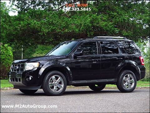 2012 Ford Escape for sale at M2 Auto Group Llc. EAST BRUNSWICK in East Brunswick NJ