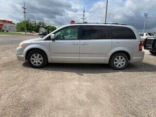 2010 Chrysler Town and Country for sale at J & S Auto in Downs KS