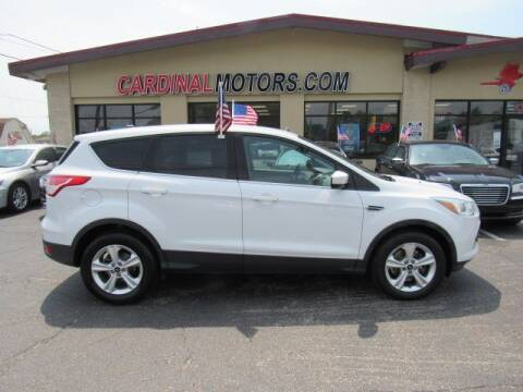 2015 Ford Escape for sale at Cardinal Motors in Fairfield OH