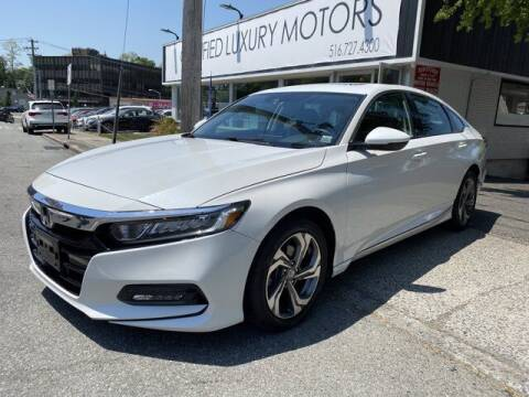 2019 Honda Accord for sale at Certified Luxury Motors in Great Neck NY