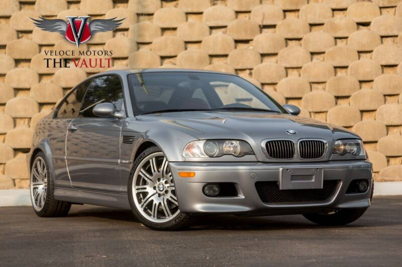 2003 BMW M3 for sale at Veloce Motorsales in San Diego CA