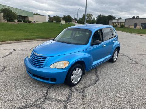 2008 Chrysler PT Cruiser for sale at JE Autoworks LLC in Willoughby OH